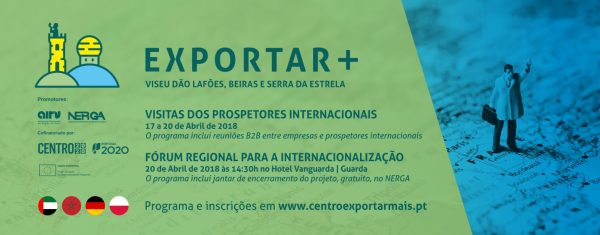 VISITA DE PROSPETORES INTERNACIONAIS